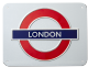 London Underground Sign,  London , Medium Metal Sign (GWC)